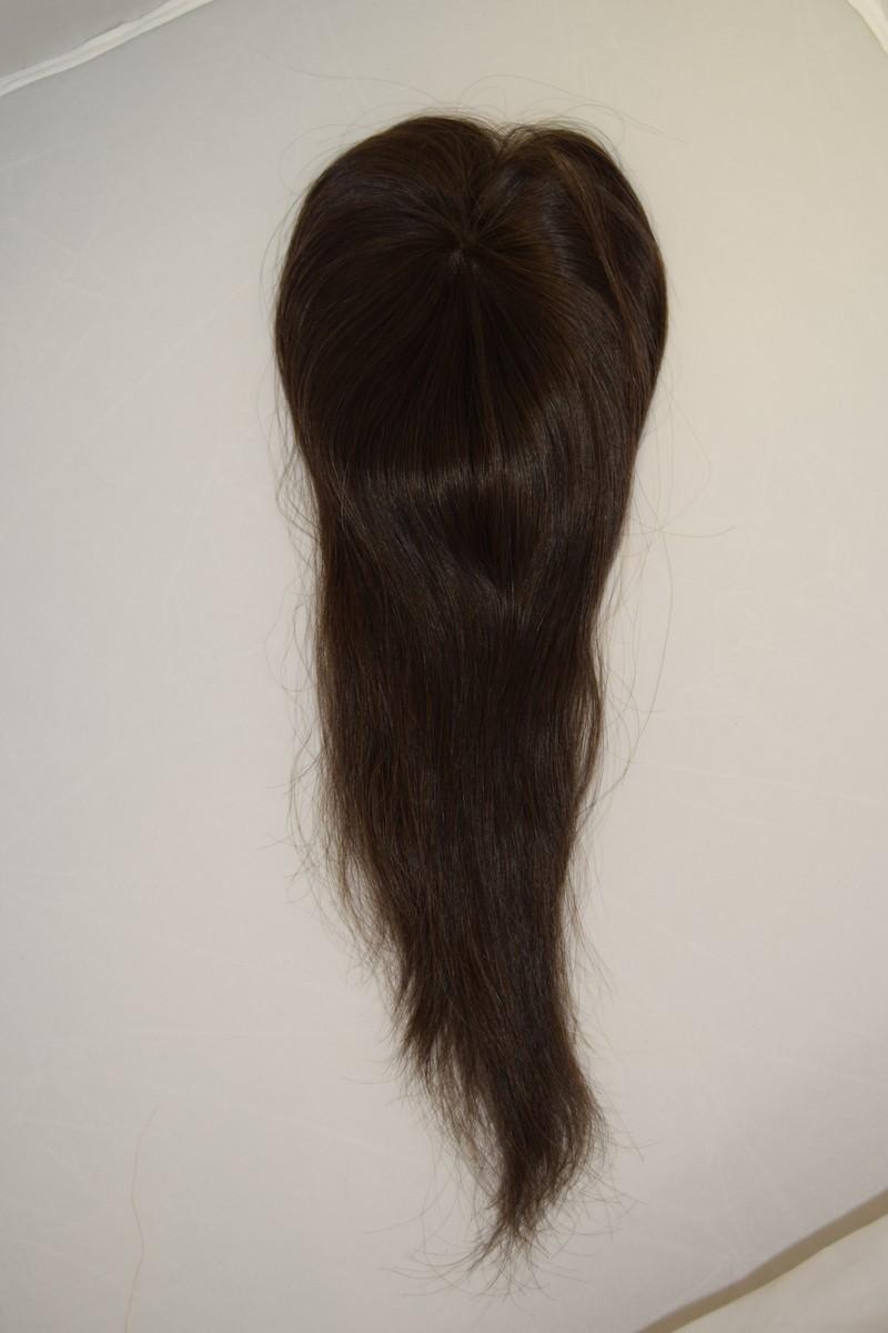 Накладки женские из натуральных волос